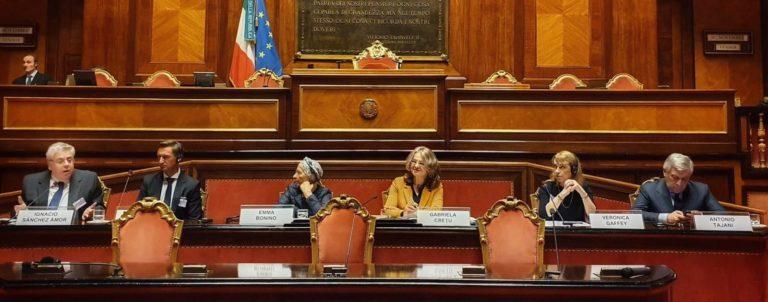 Participarea Președintei Comisiei pentru Afaceri Europene a Senatului, Gabriela Crețu, la a 9-a Conferință privind Subsidiaritatea, a Comitetului European al Regiunilor